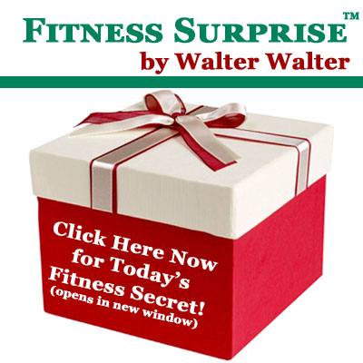 Fitness Surprise with Walter Walter
